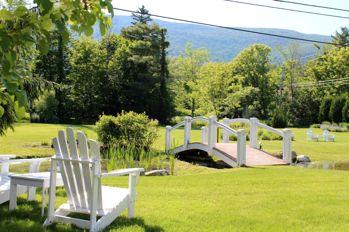 Customer service like no other at a quaint inn in Vermont,US..