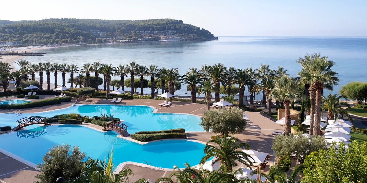 Guest Blog: The family-friendly hotel everyone always raves about in Halkidiki,Greece..