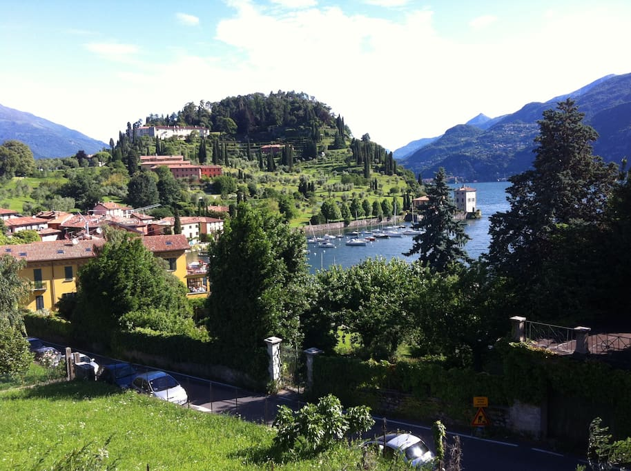 Guest Blog: Scenic two bedroom Self-Catering apartment in Bellagio, on the edge of Lake Como,Italy..