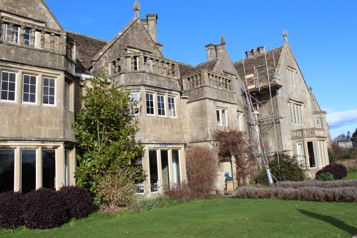 Woolley Grange, a truly family-focused 18th century hotel only a short drive fromBath..