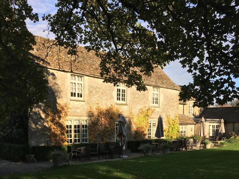 Guest Blog: Calcot Manor Hotel,Tetbury